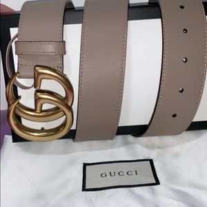 Gucci Authentic Dusty Pink Brass